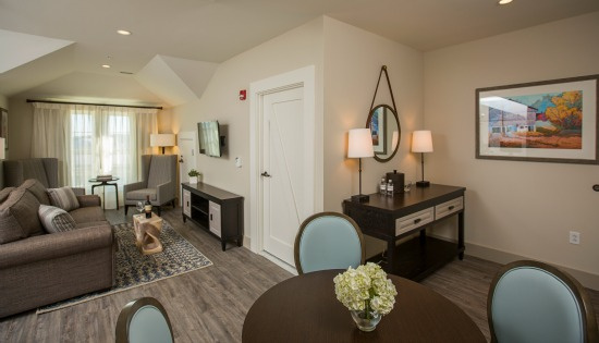 Kent Island Suite at the Inn at Chesapeake Bay Beach Club