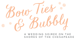 Bow Ties & Bubbly | Save the Date | January 9, 2016
